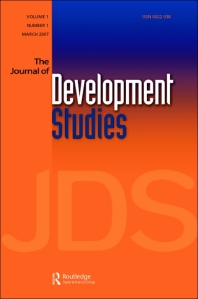 The Journal of Development Studies